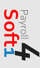 Payroll 4Soft1 logo